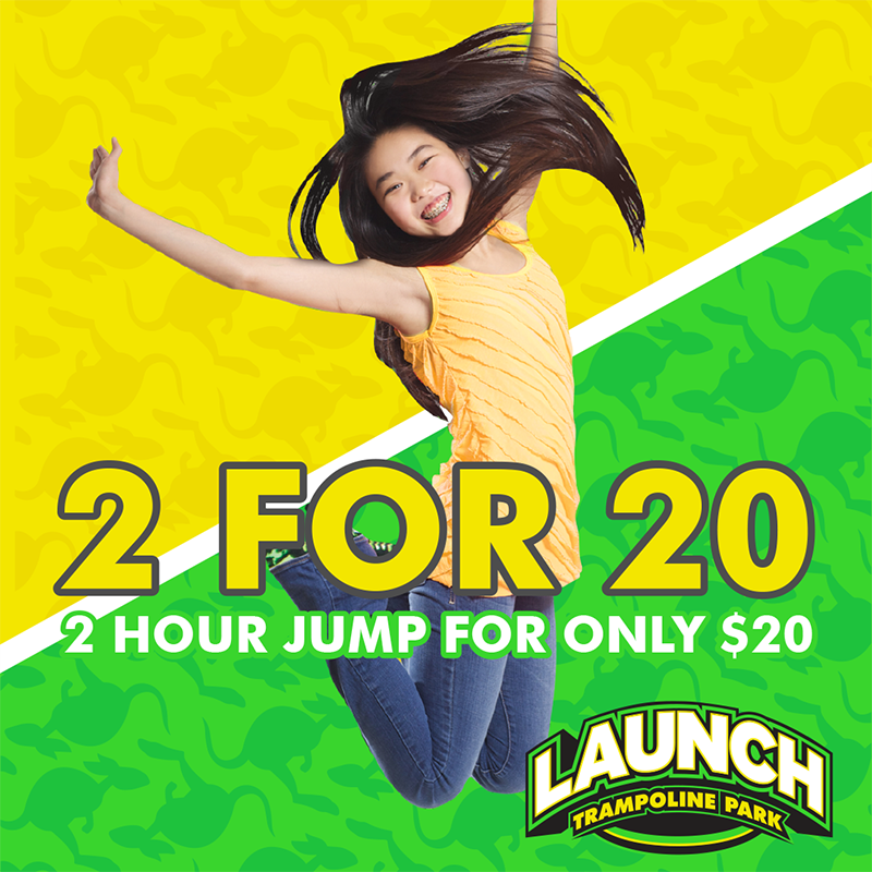 Launch norwood coupons