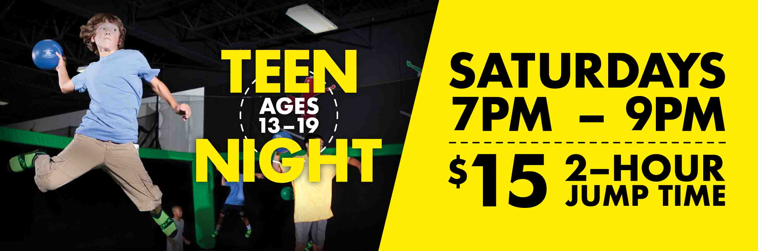 Teen Night 7-9